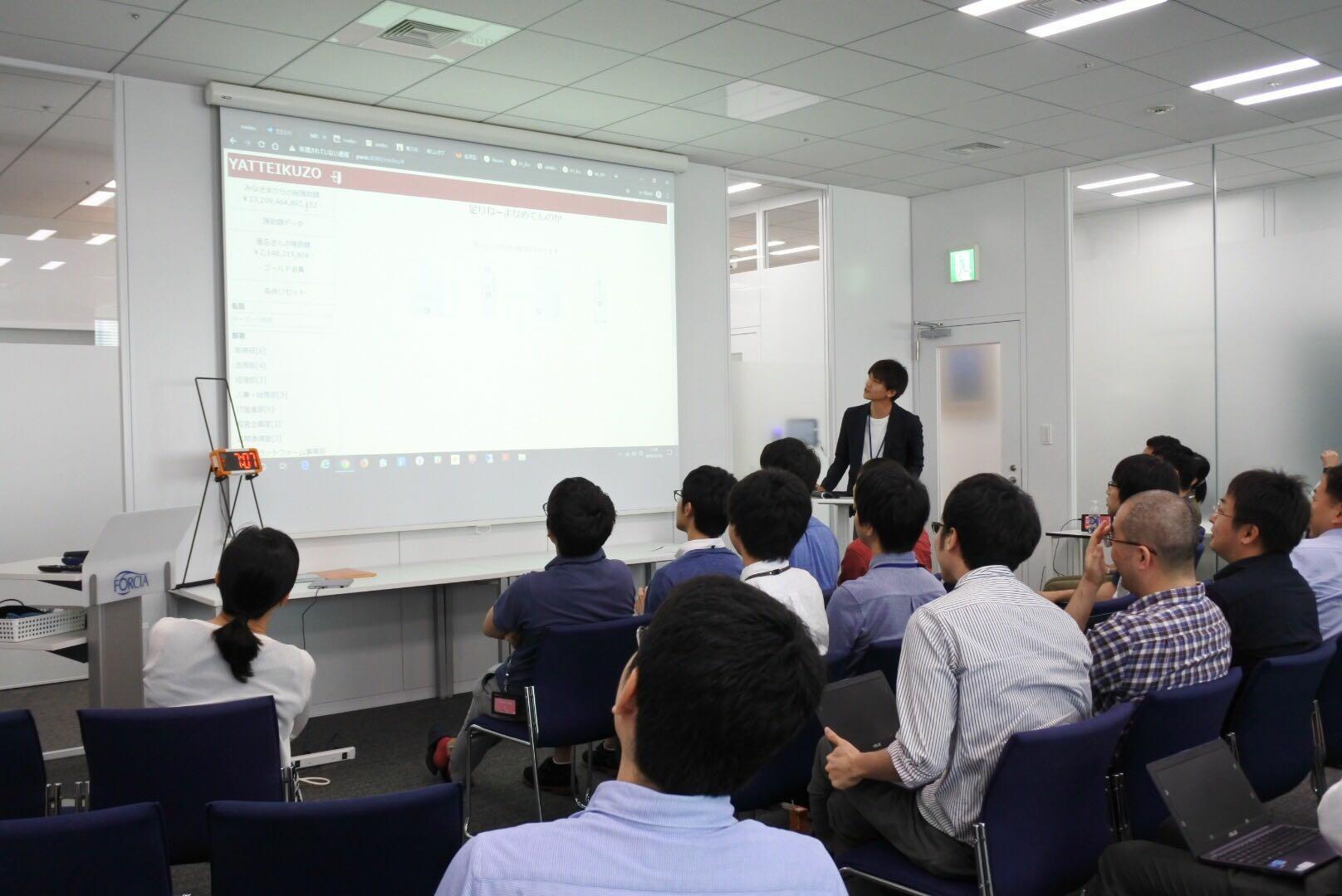 19卒エンジニアが奮闘 名簿アプリ開発研修